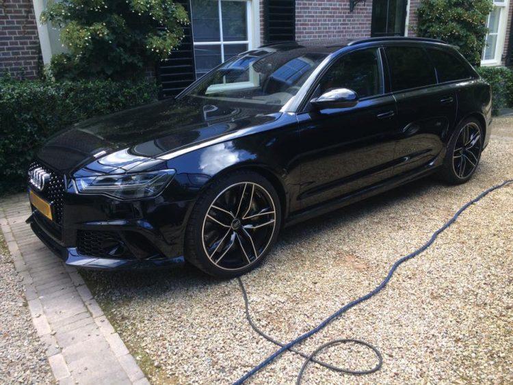 auto poetsen op locatie