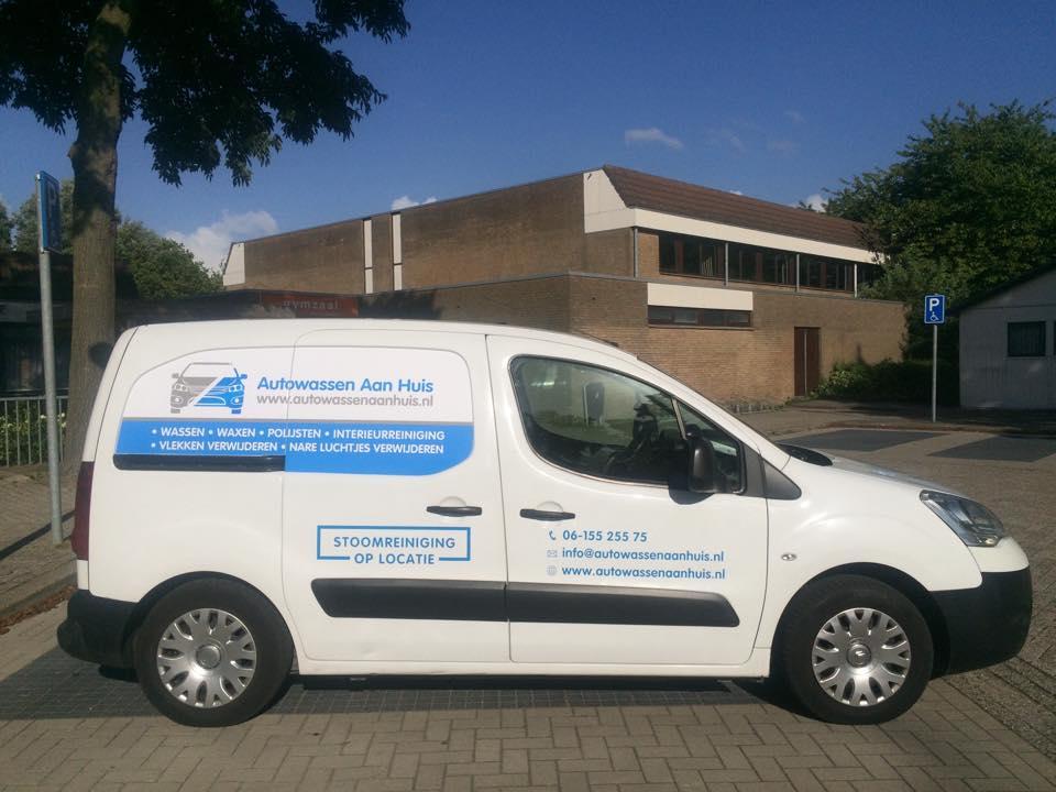 Mobiele poetsbedrijf in Haarlem en omgeving - Autowassen aan huis