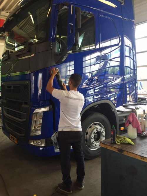 trucks polijsten