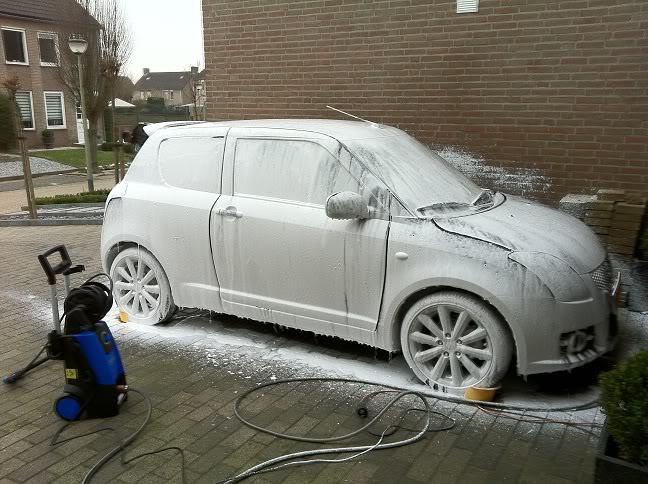 Autowassen op straat verboden boete 440 euro for Auto interieur reinigen zelf